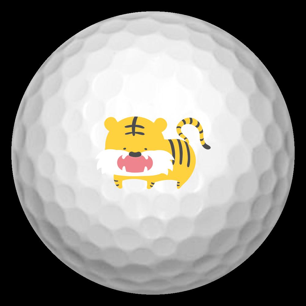 トラトラトラ ゴルフボール(3個セット)