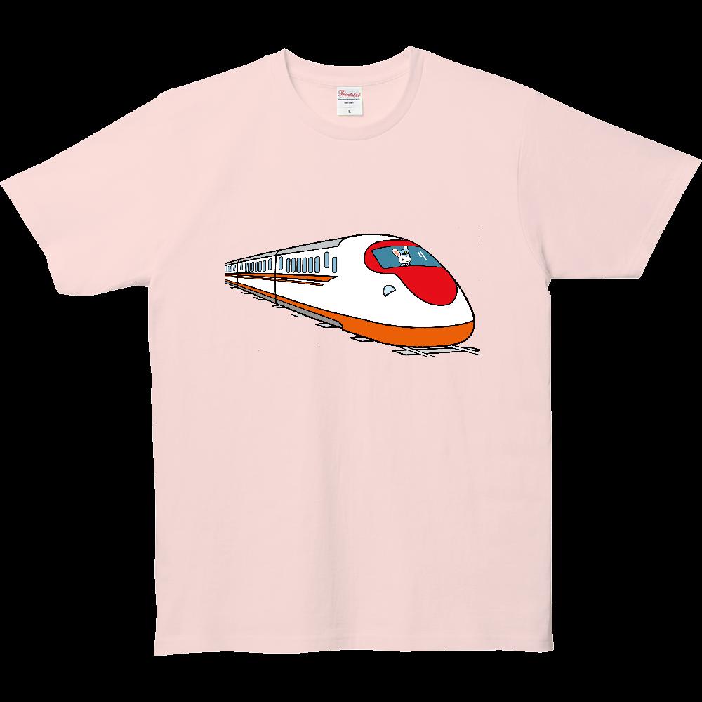 のりものいっぱい、特急電車 5.0オンス ベーシックTシャツ(キッズ)