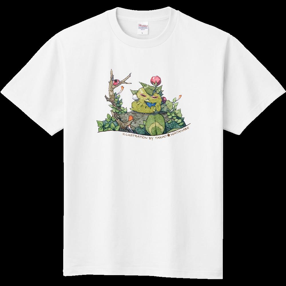お昼寝コケダマちゃん Tシャツ(サイン黒ver) 定番Tシャツ