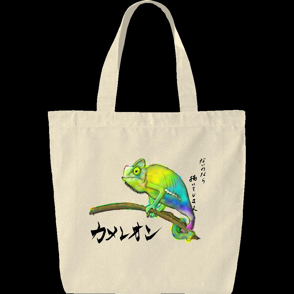カメレオン goods MiZ キャンパストートバッグM ヘヴィーキャンバス トートバッグ(中)