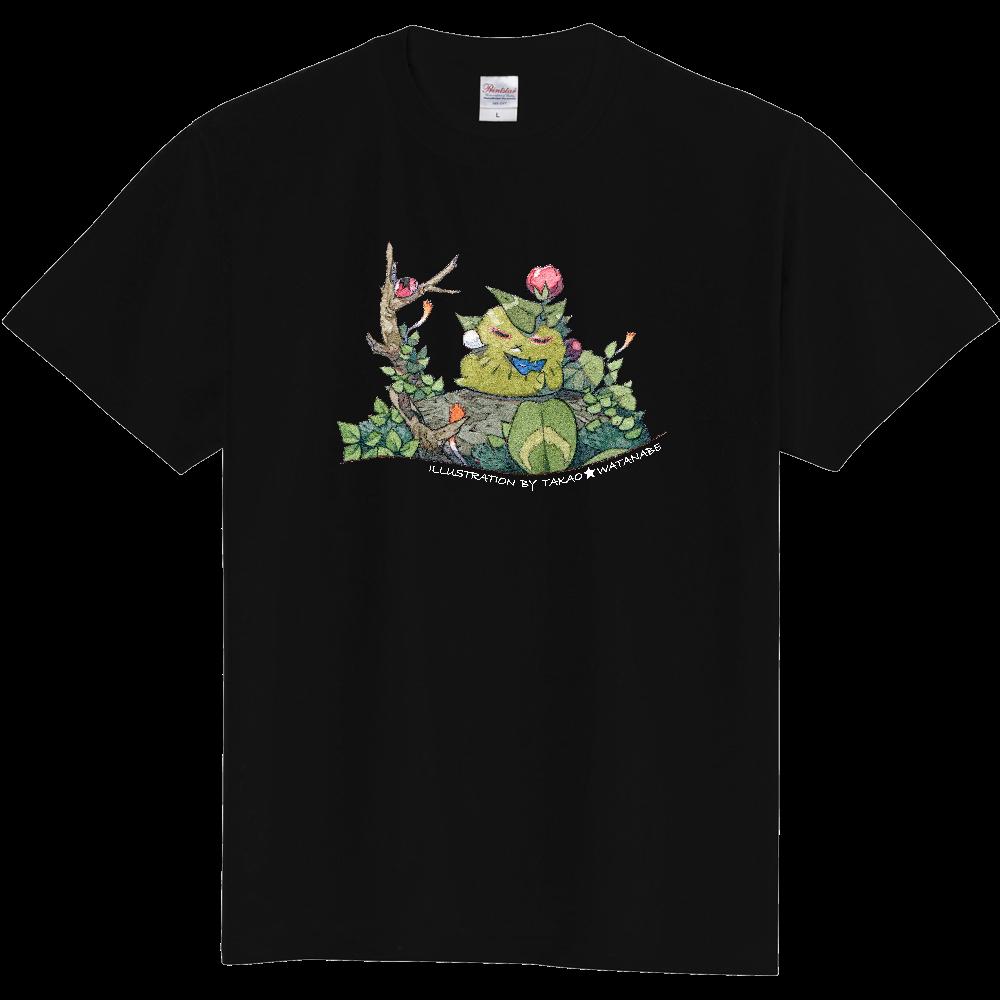 お昼寝コケダマちゃん Tシャツ(サイン白ver) 定番Tシャツ