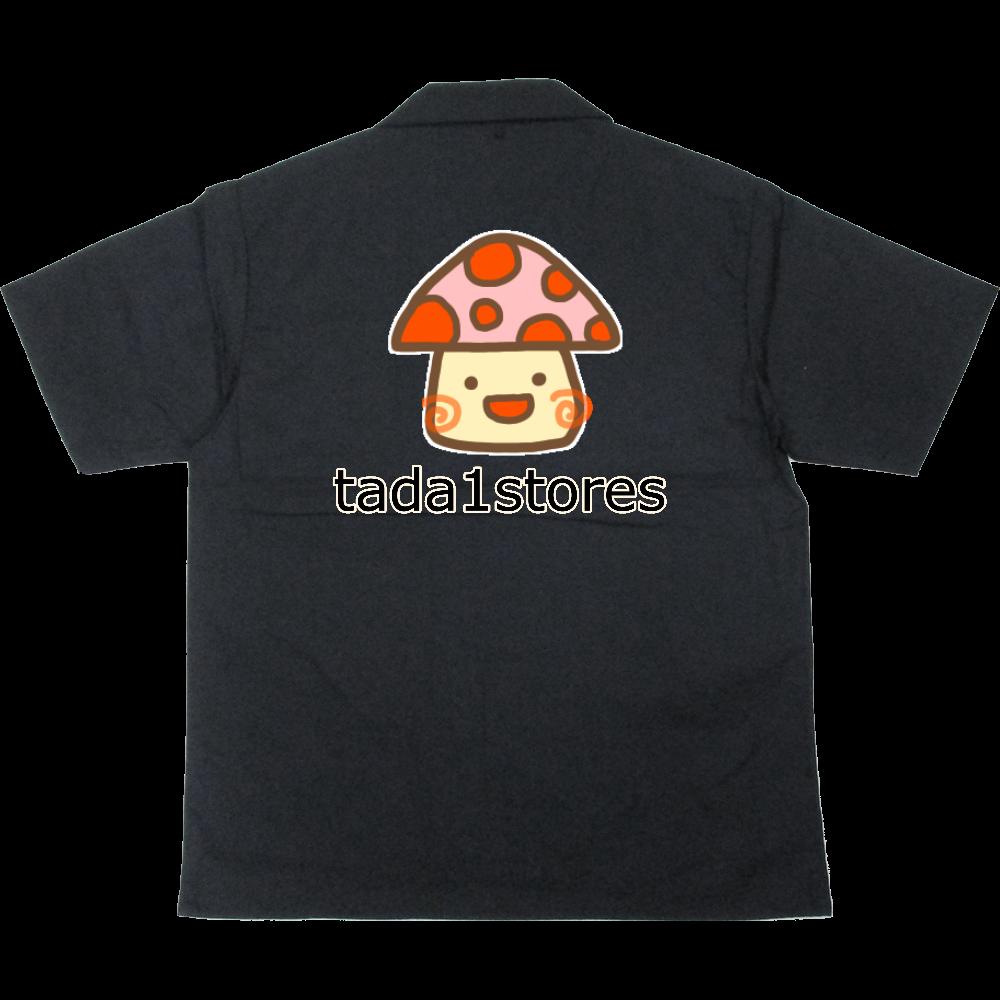 「僕は幸せ配達人」グッズ T/Cオープンカラーシャツ