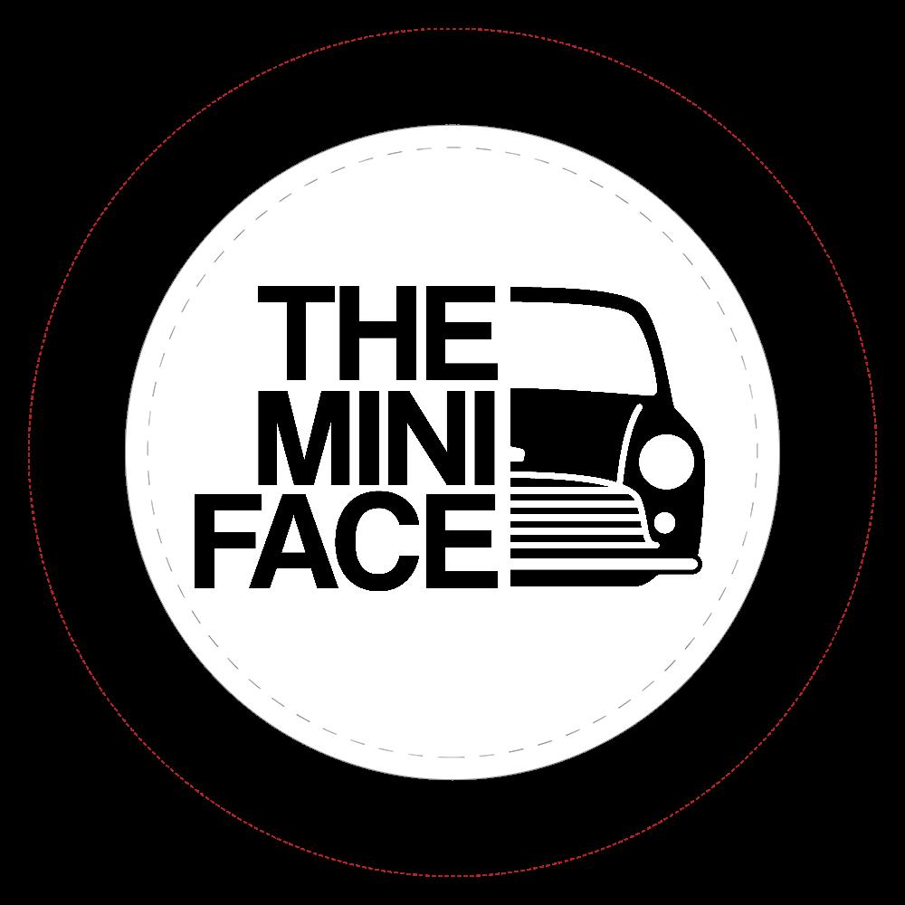 THE MINI FACE  44㎜缶バッジ