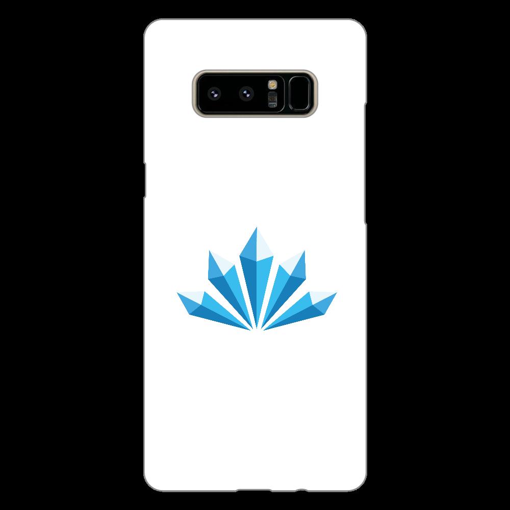 クリスタル Galaxy Note8(透明)
