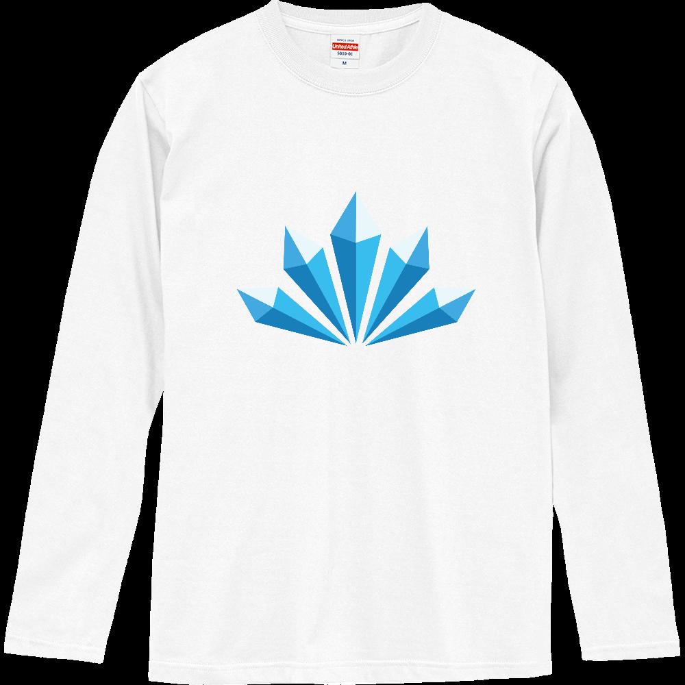 クリスタル ロングスリーブTシャツ