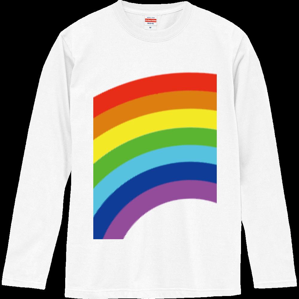 Rainbow ロングスリーブTシャツ