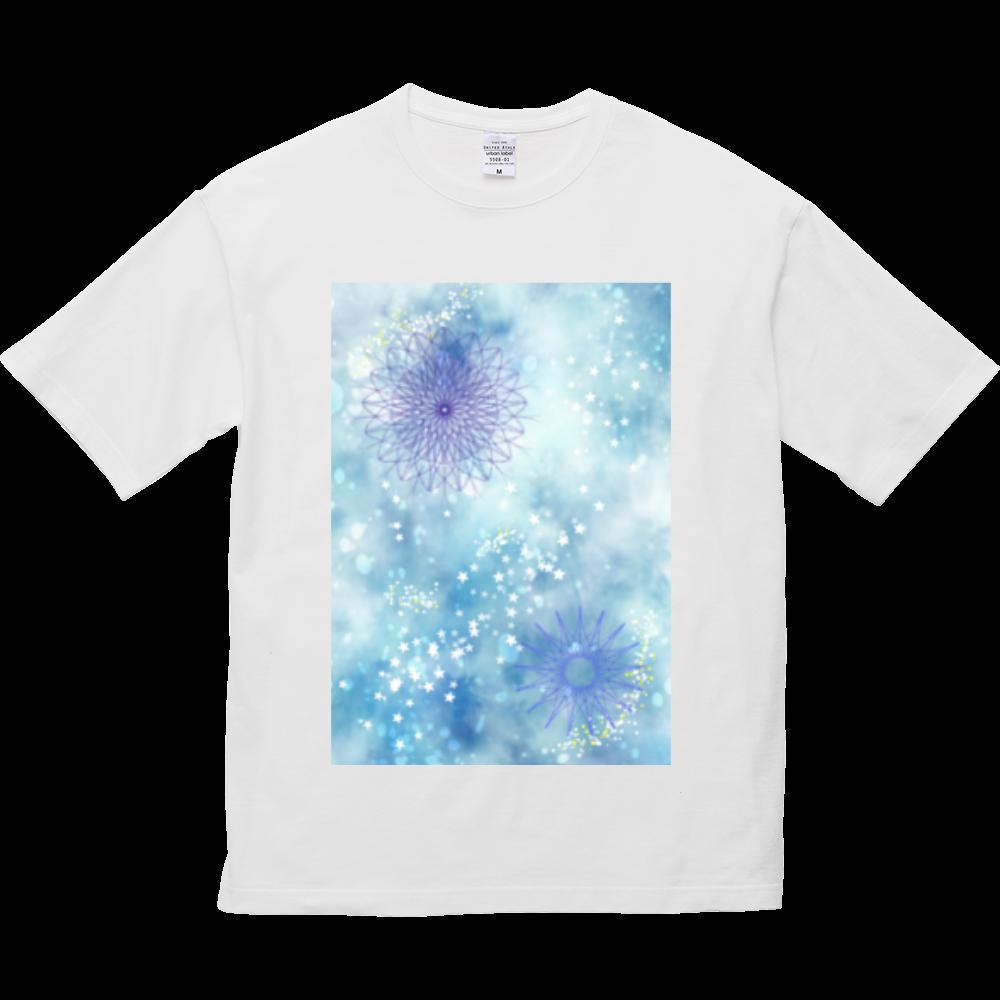 Sparkling 5.6オンス ビッグシルエット Tシャツ