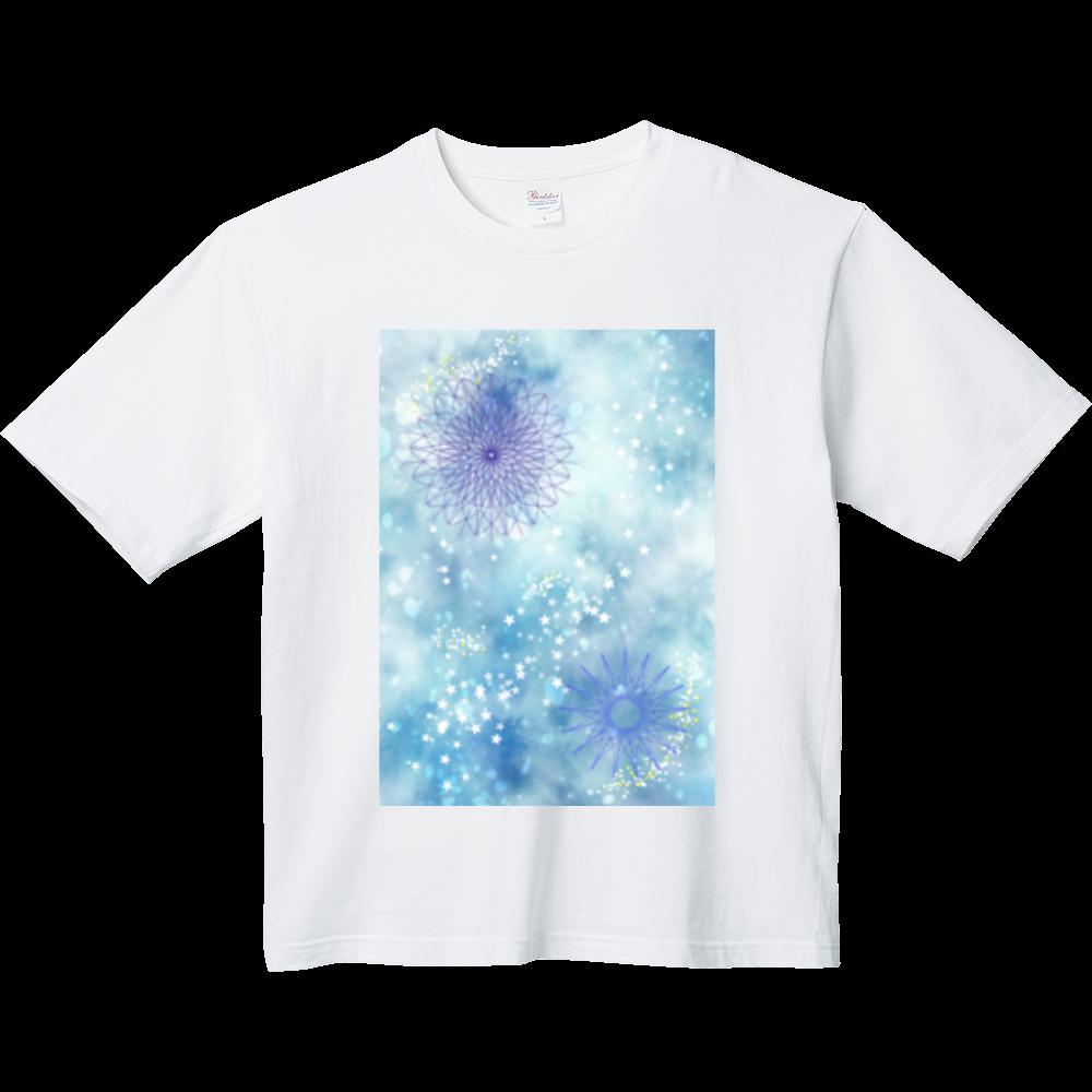 Sparkling ヘビーウェイト ビッグシルエットTシャツ