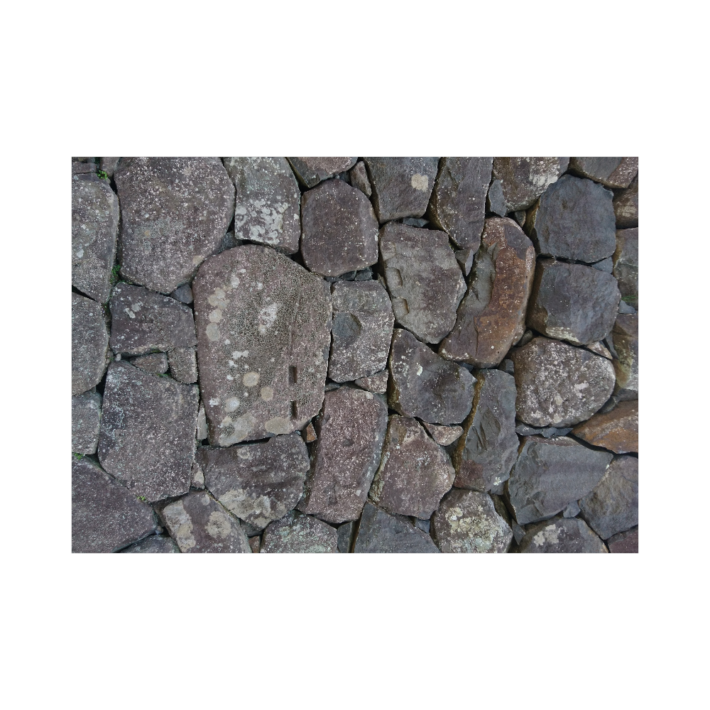 いしがきぶらんけっと ブランケット - 700 x 1000 (mm) - ポリエステル