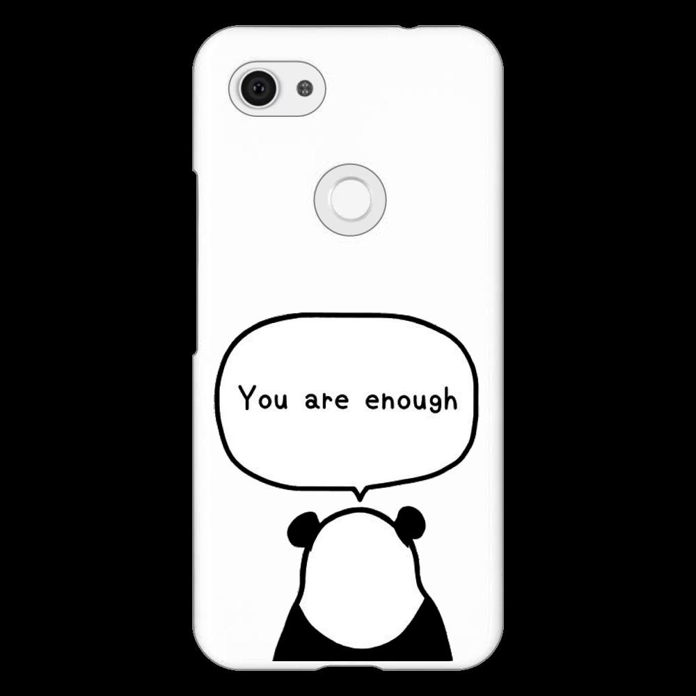 パンダの後ろ姿 Google Pixel 3a XL