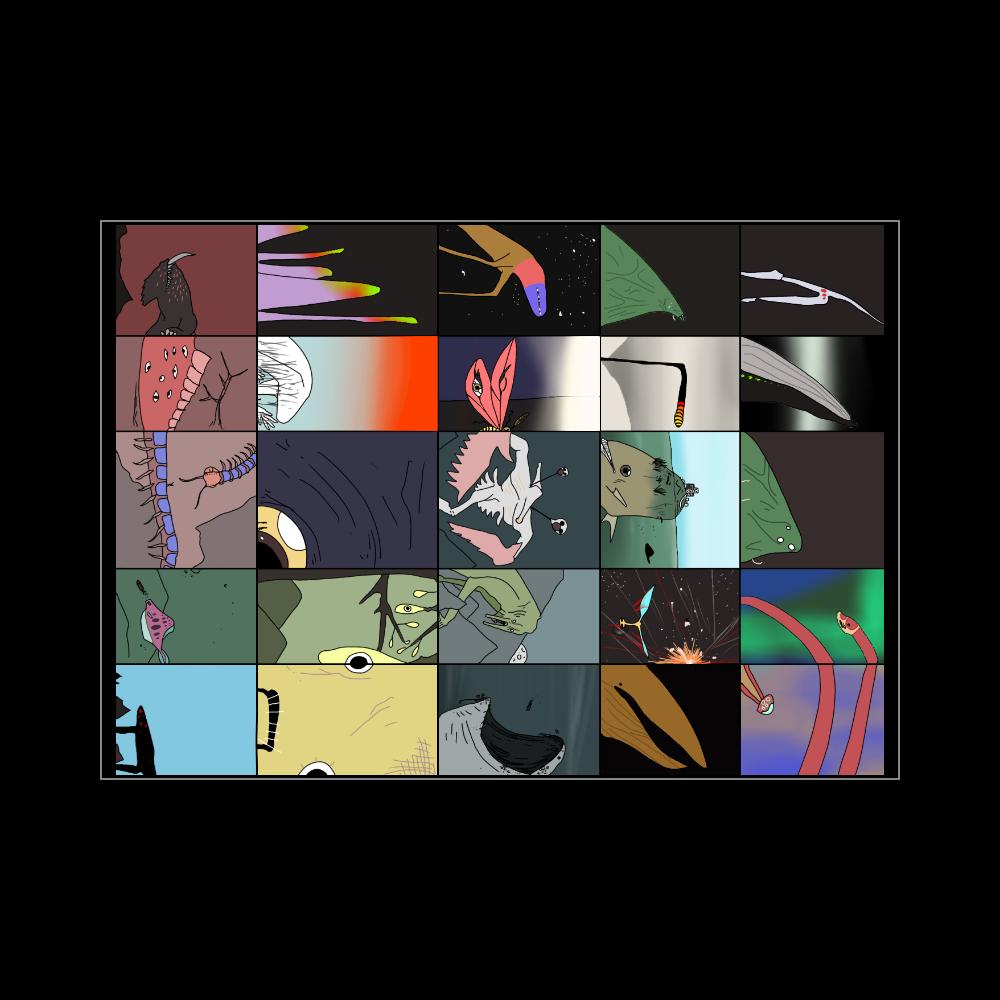 迷宮ワールド ブランケット - 700 x 1000 (mm) - ポリエステル