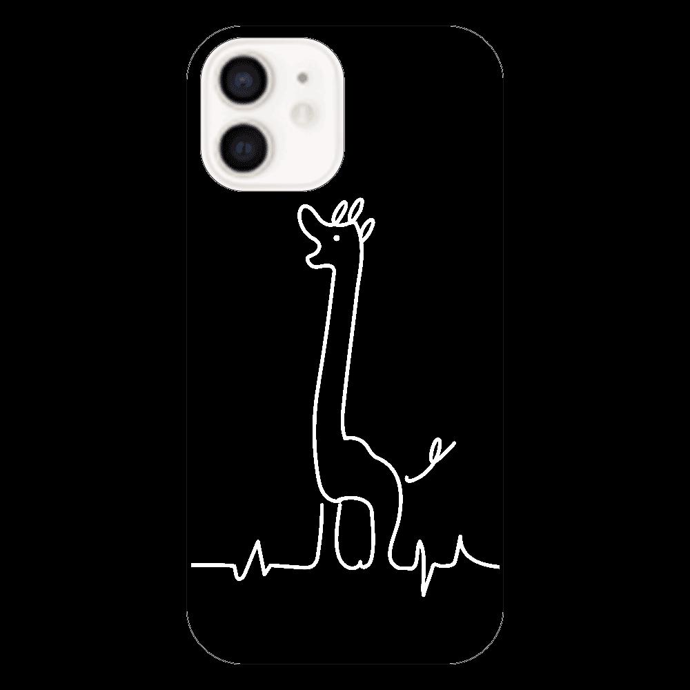 キリン/iphone12専用スマホケース iPhone12