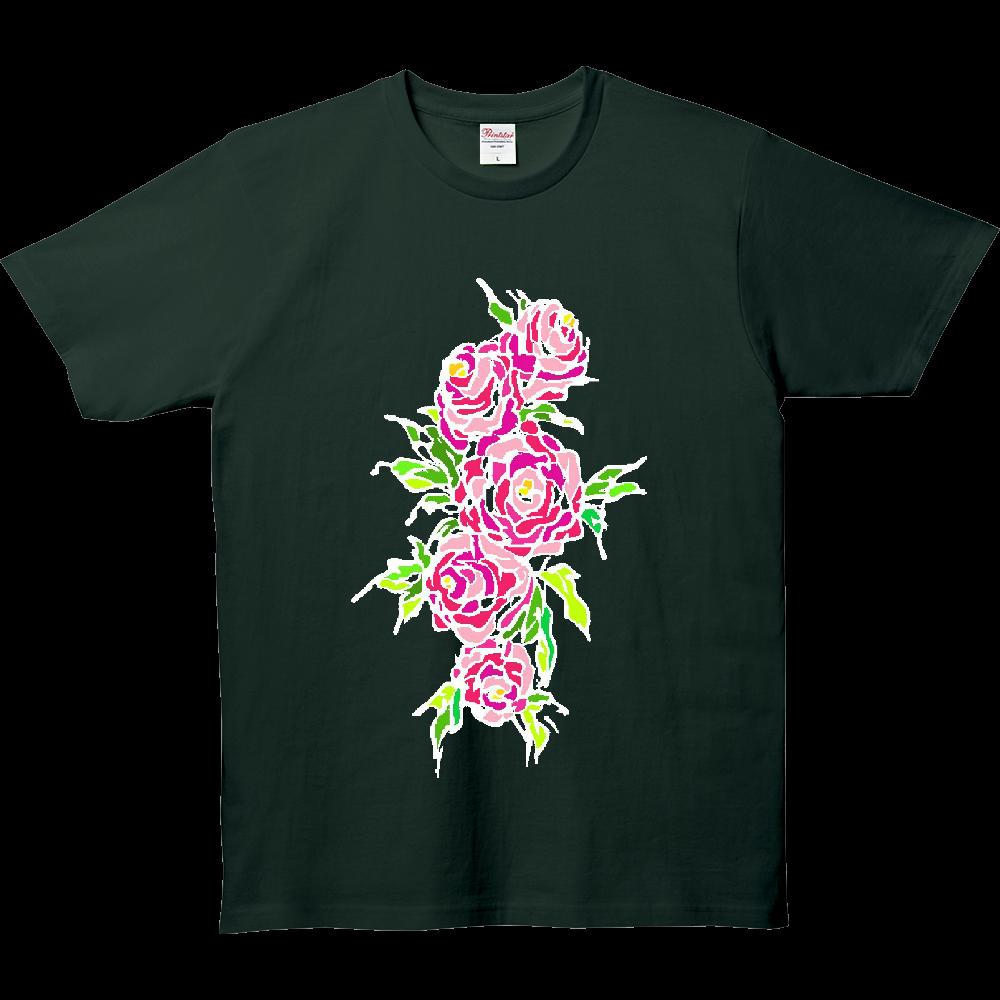 追憶の中で咲く ① 5.0オンス ベーシックTシャツ(キッズ)