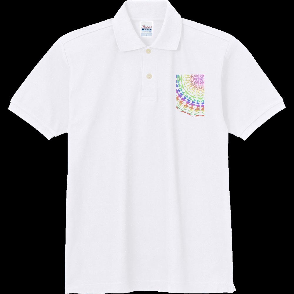 太陽 定番ポロシャツ