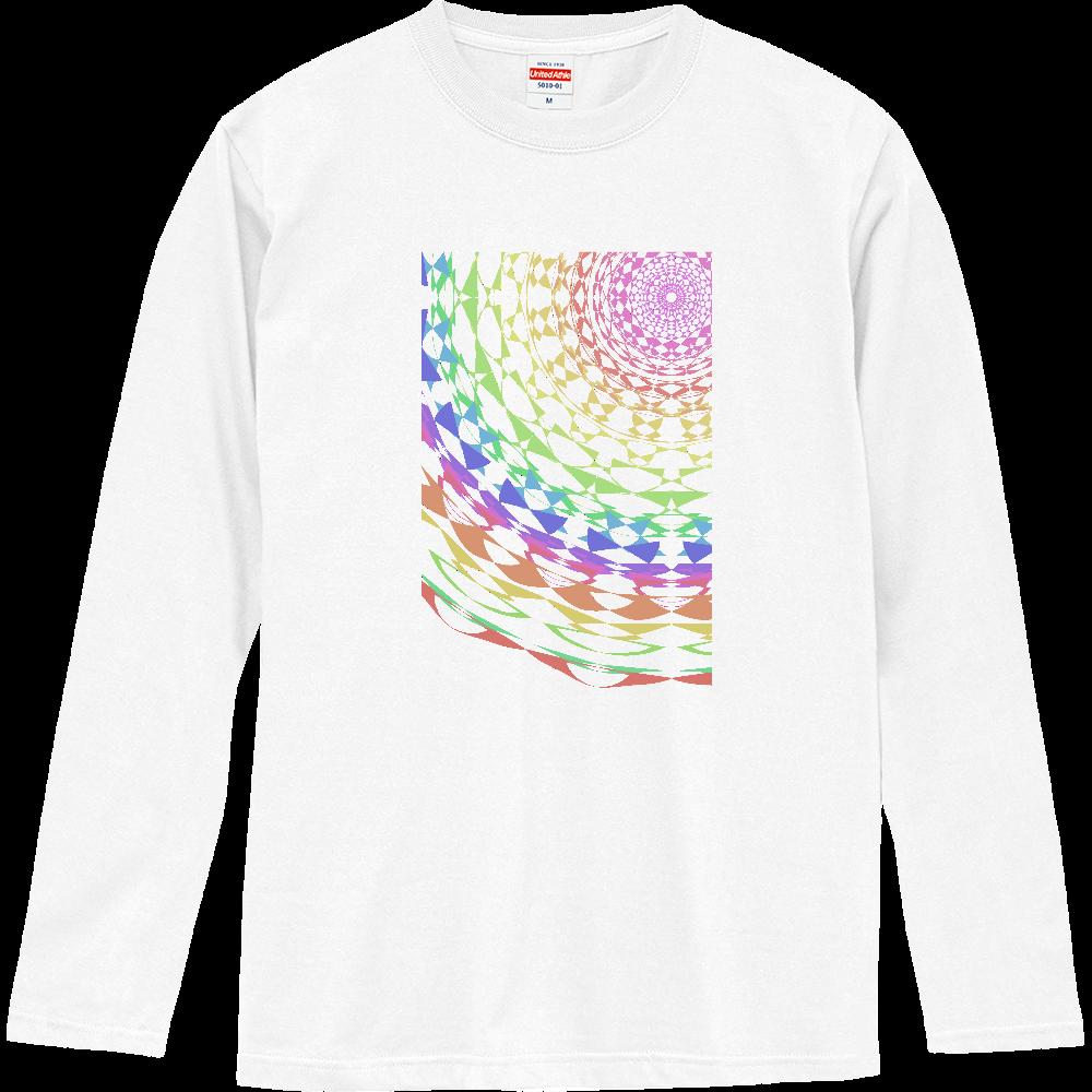 太陽 ロングスリーブTシャツ