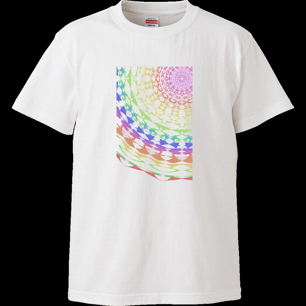 太陽 ハイクオリティーTシャツ