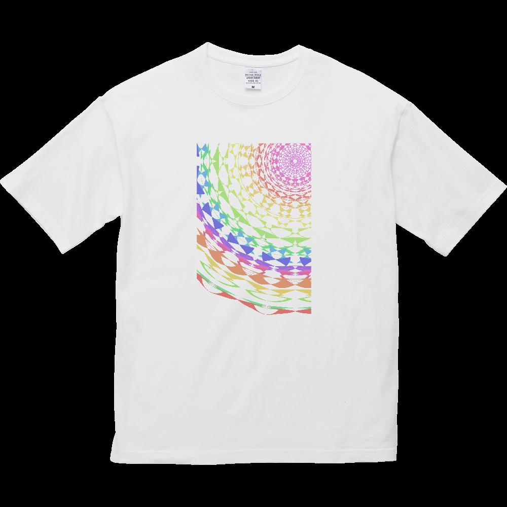 太陽 5.6オンス ビッグシルエット Tシャツ