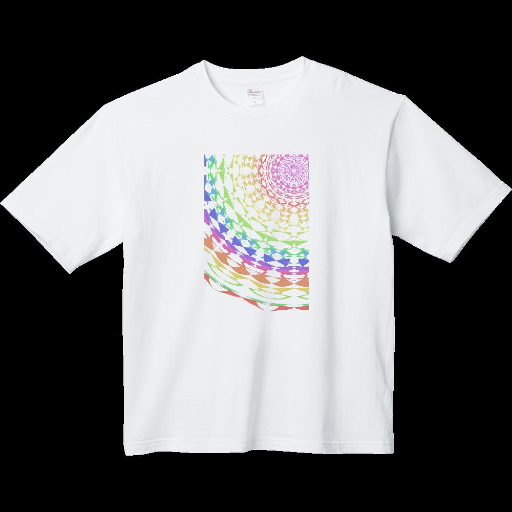 太陽 ヘビーウェイト ビッグシルエットTシャツ