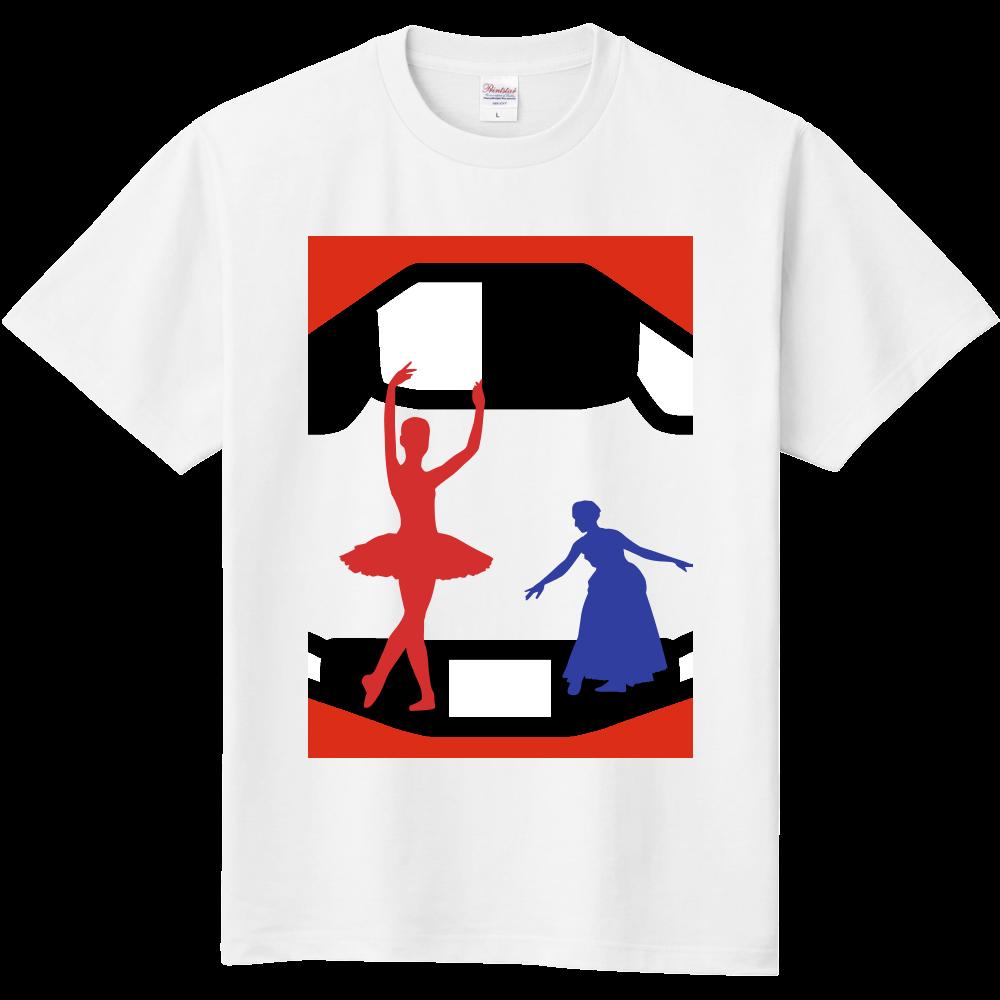 踊る虫歯菌 定番Tシャツ