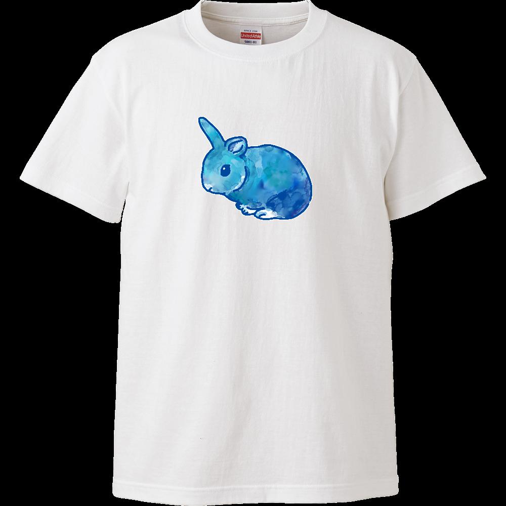 アートなモック ロゴなしver. ハイクオリティーTシャツ