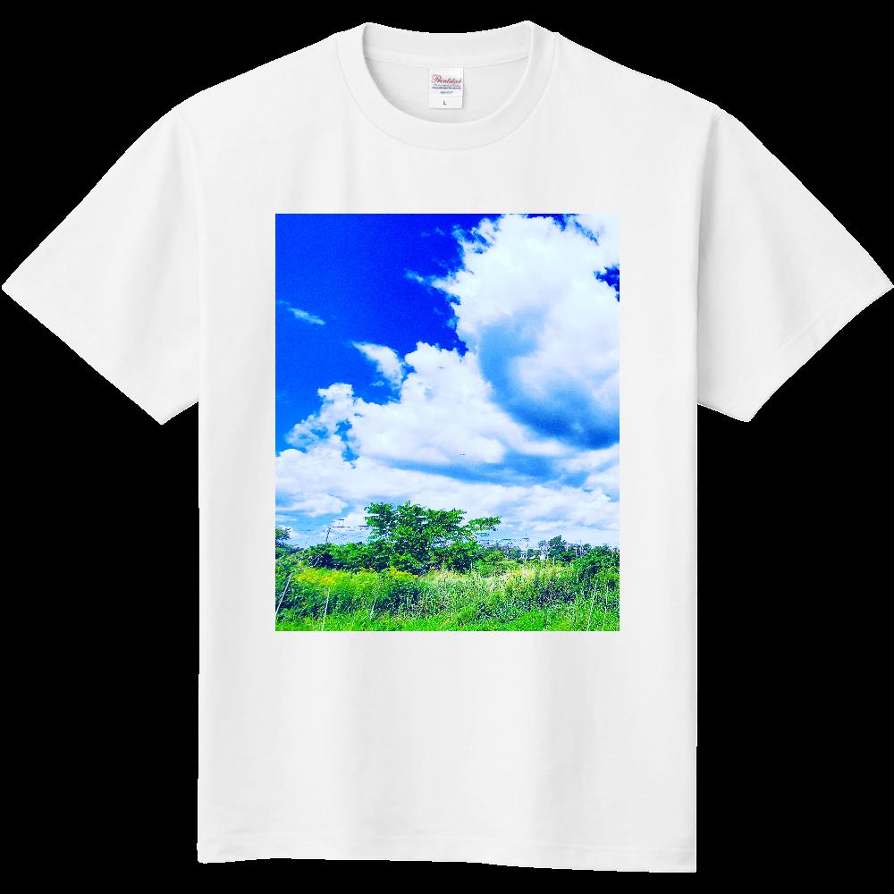 晴れ空Tシャツ 定番Tシャツ