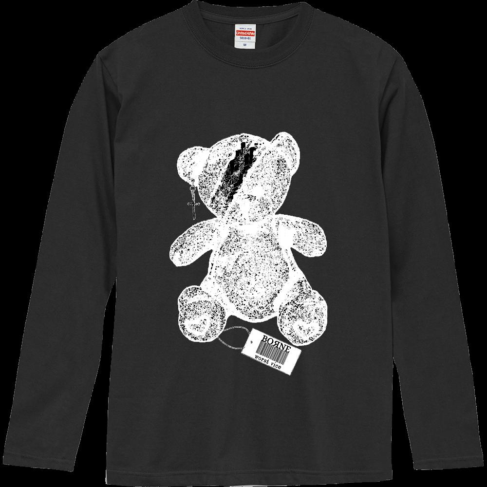BEAR Effect ロングスリーブTシャツ