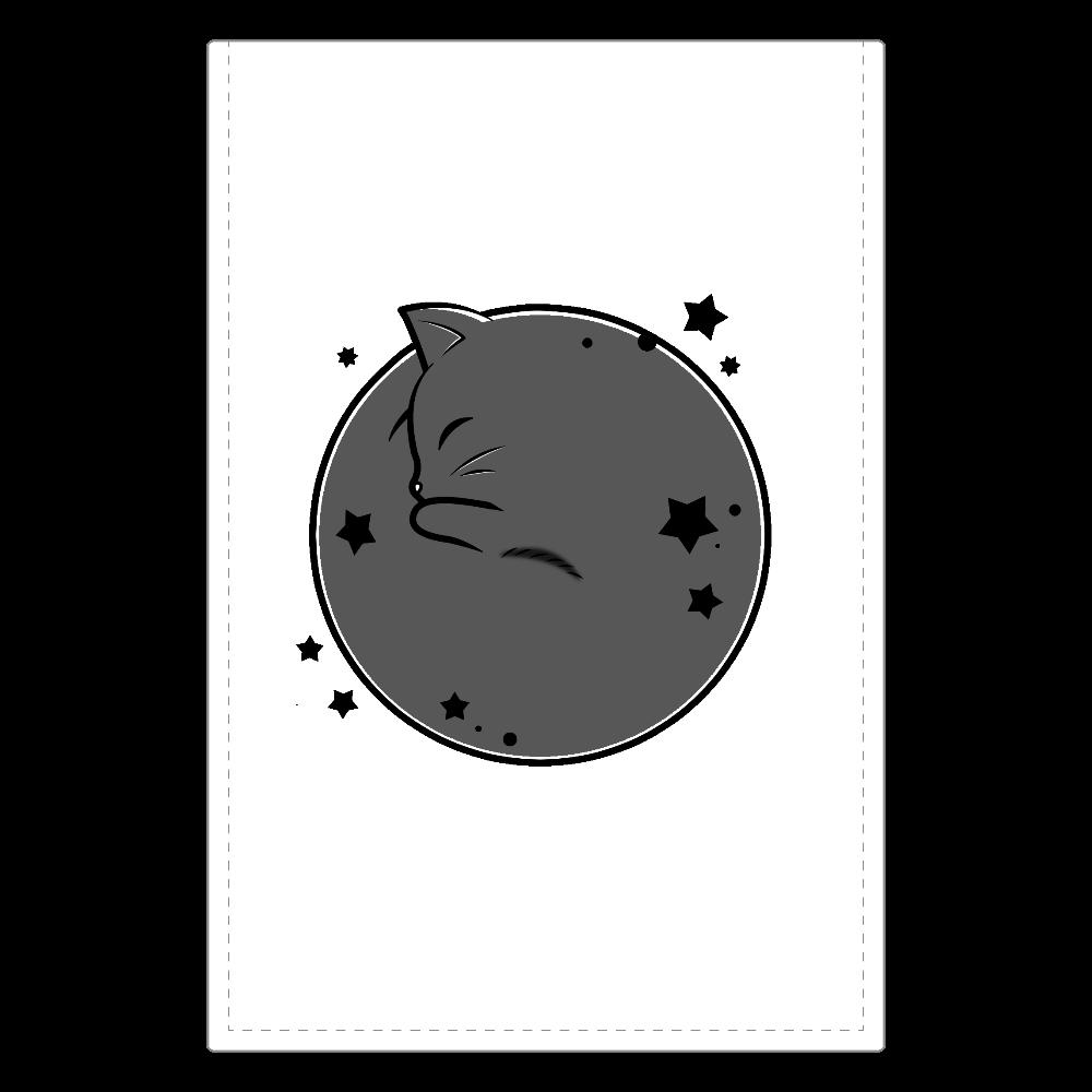 アンモナ(ニャ)イト・黒 ソフトレザーミラー ソフトレザーミラー