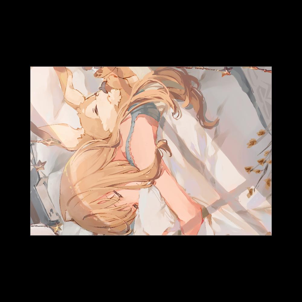 おやすみブランケット ブランケット - 700 x 1000 (mm) - ポリエステル
