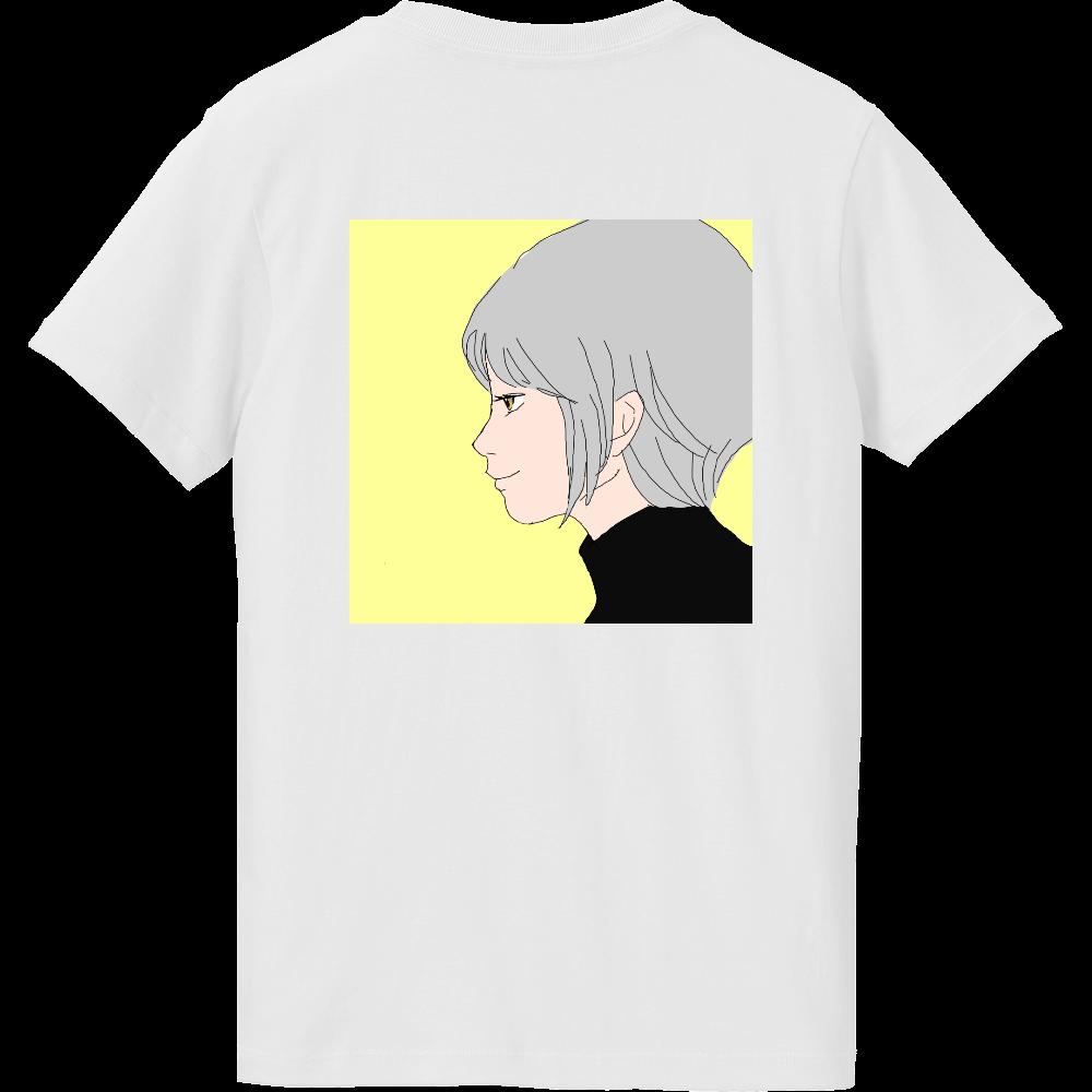【裏】 yokogao ハイクオリティーTシャツ(ガールズ)