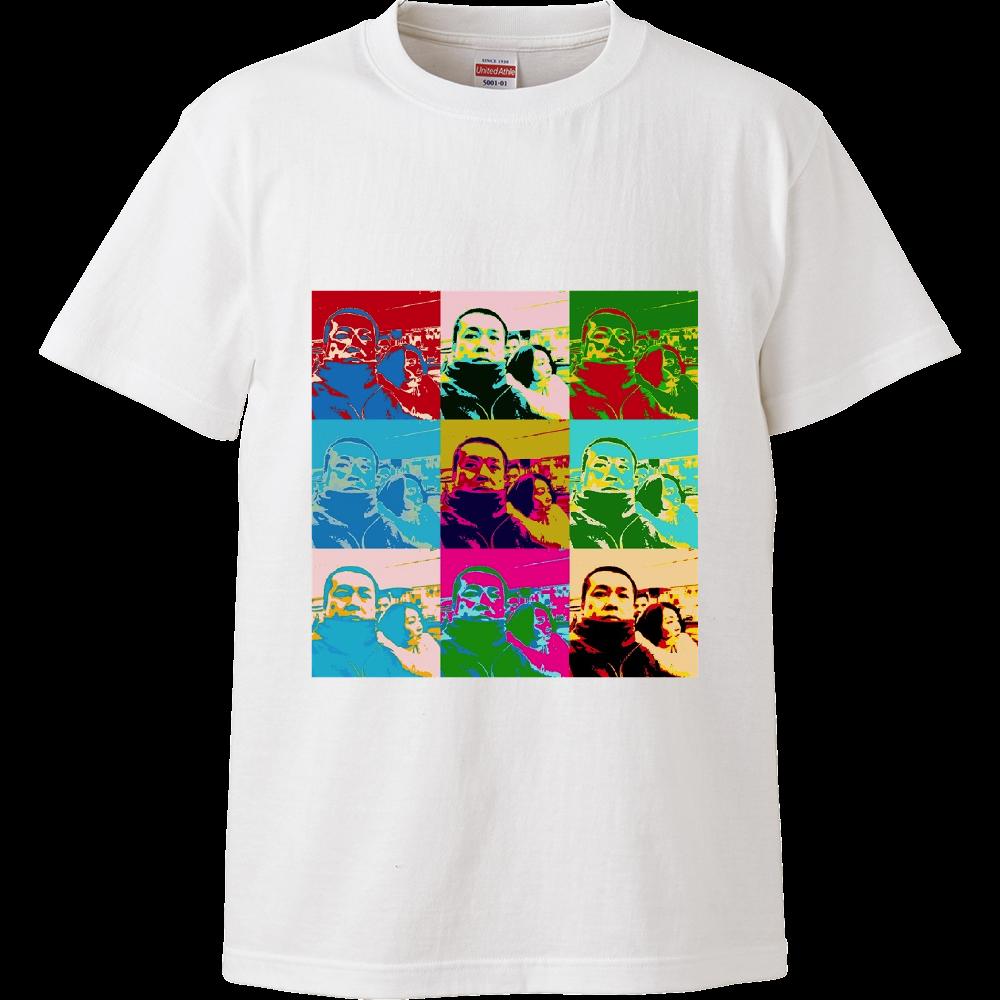 B&S AGENT オフィシャルグッズ ハイクオリティーTシャツ
