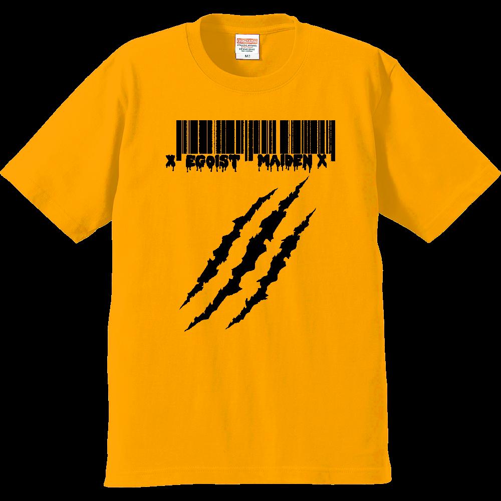 バックプリントあり 傷跡シャツ プレミアムTシャツ