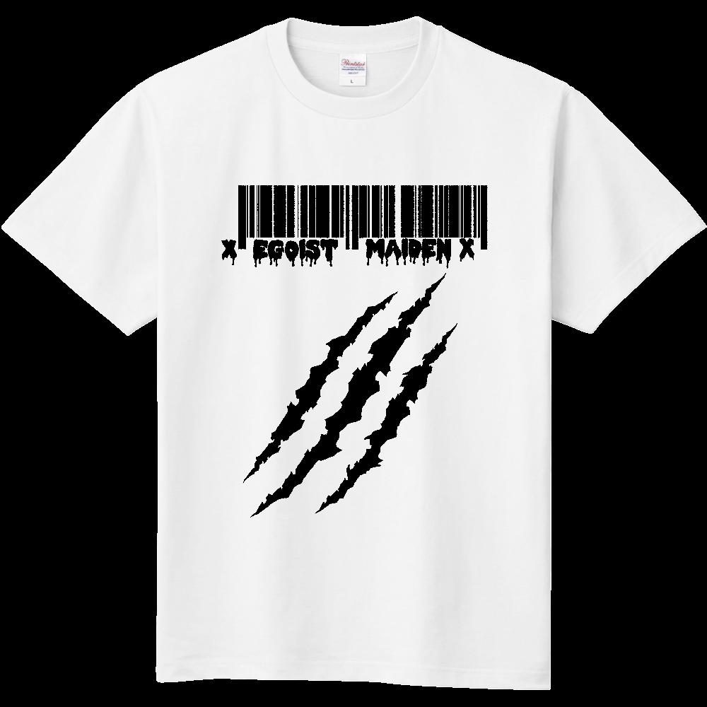バックプリントあり 傷跡シャツ 定番Tシャツ