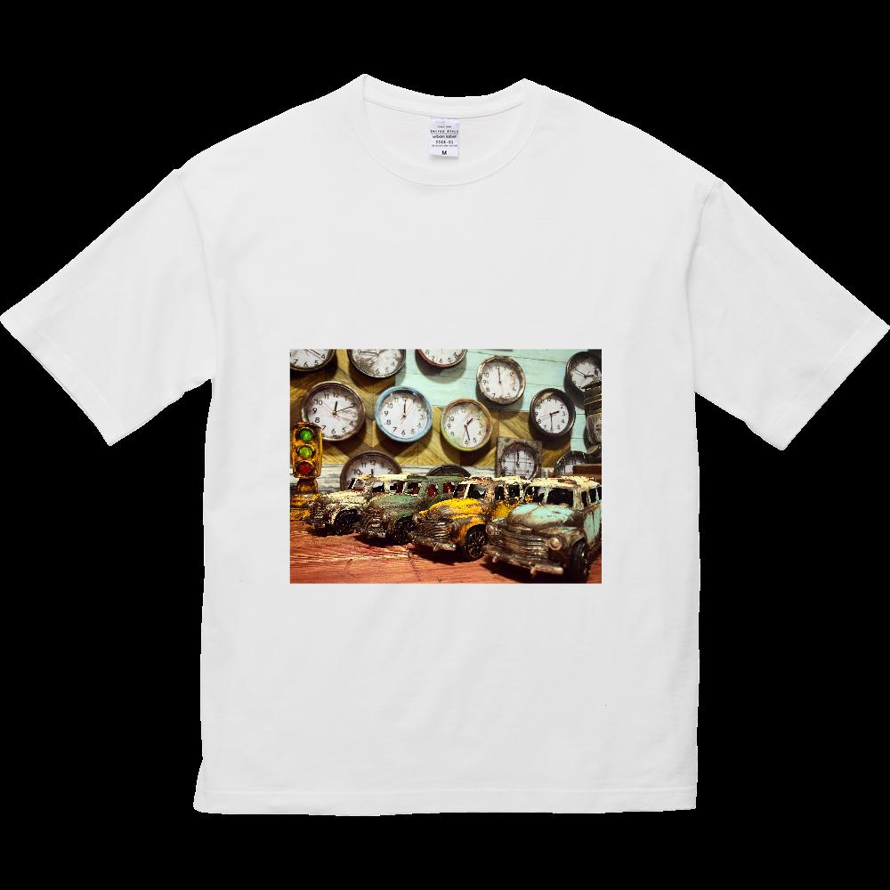 オシムラブランド 5.6オンス ビッグシルエット Tシャツ
