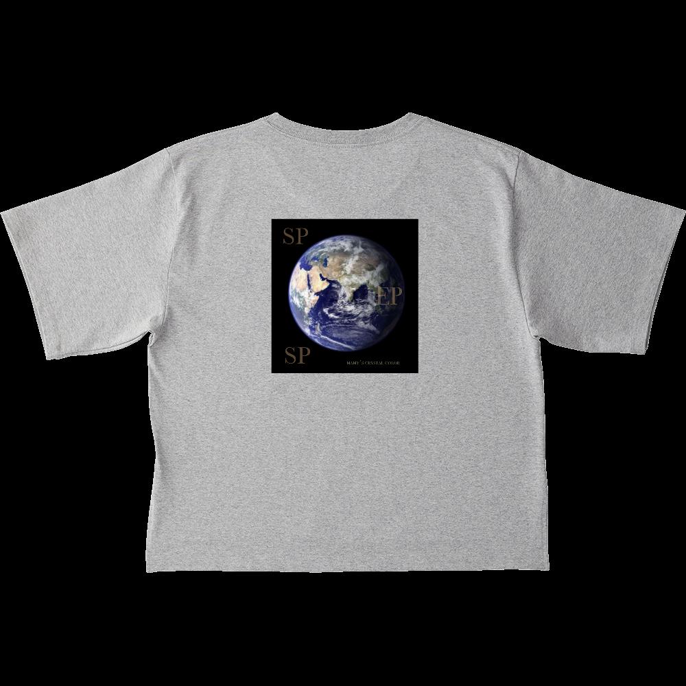 ESP オーバーTシャツ  オープンエンドマックスウェイトウィメンズオーバーTシャツ