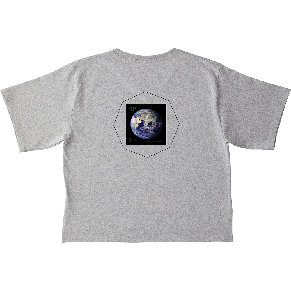 オタクゴンESP オーバーTシャツ  オープンエンドマックスウェイトウィメンズオーバーTシャツ