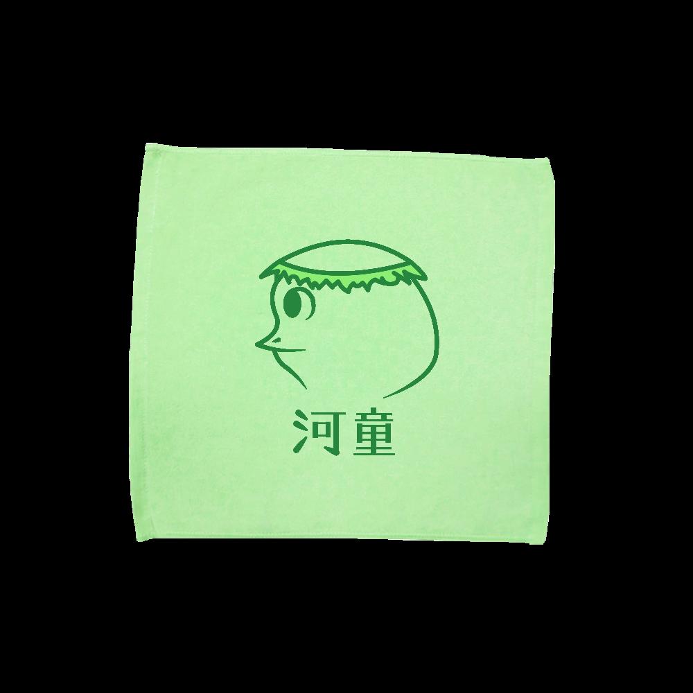 河童~昭和style~ ハンドタオル ハンドタオル
