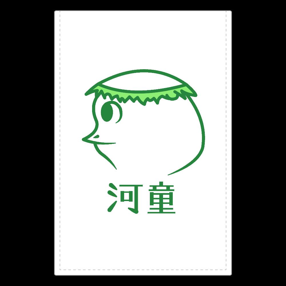 河童~昭和style~ ソフトレザーミラー ソフトレザーミラー