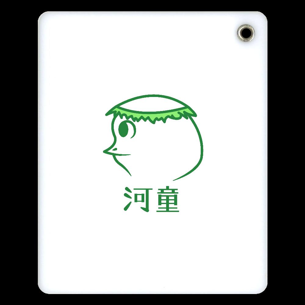 河童~昭和style~ スライドアクリルミラー スクエア スライドアクリルミラー スクエア