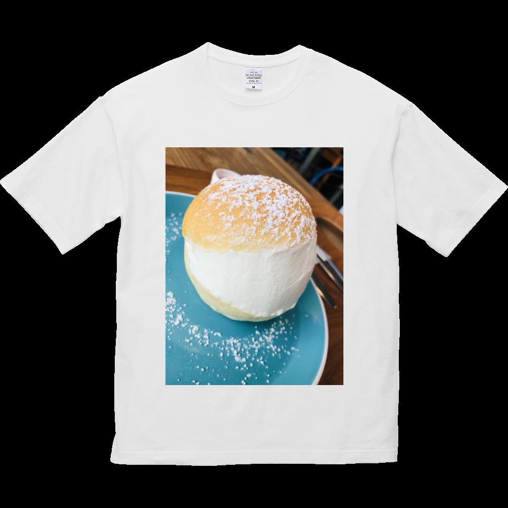 まりとっつぉ 5.6オンス ビッグシルエット Tシャツ