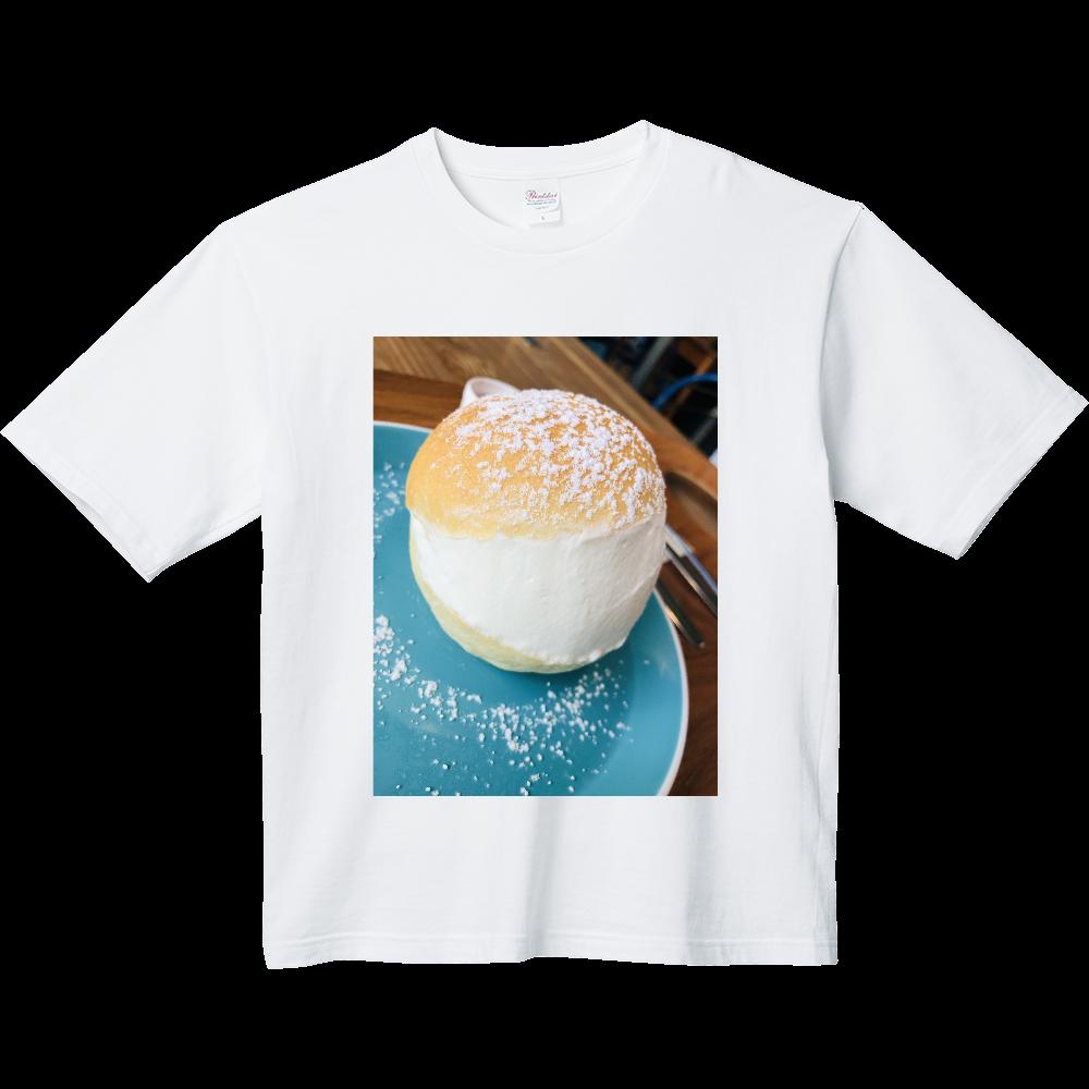 まりとっつぉ ヘビーウェイト ビッグシルエットTシャツ