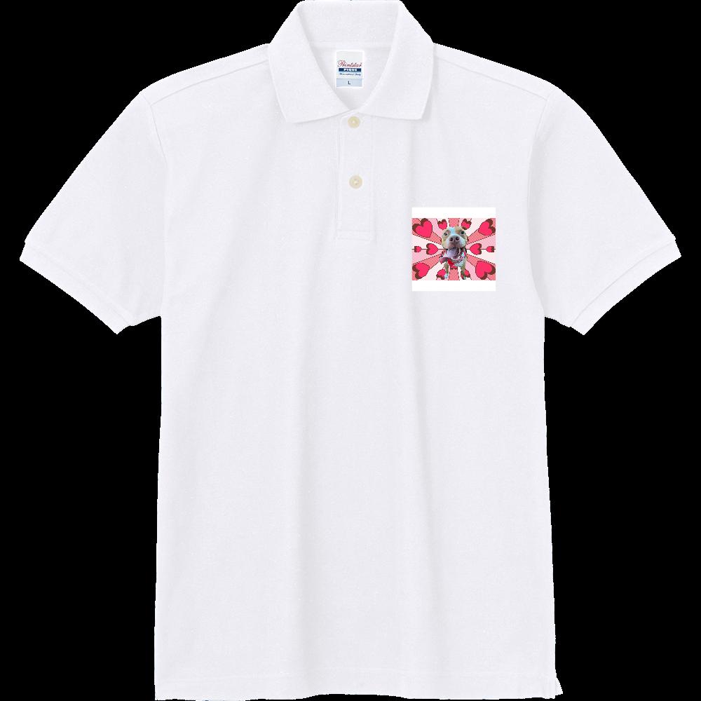 らぶり〜ピットブル♡ 定番ポロシャツ