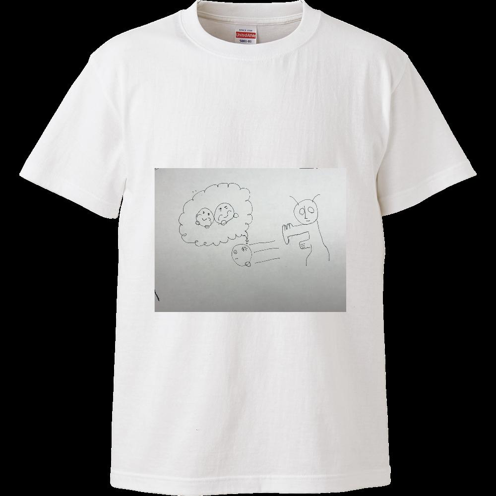カタキじゃー! ハイクオリティーTシャツ