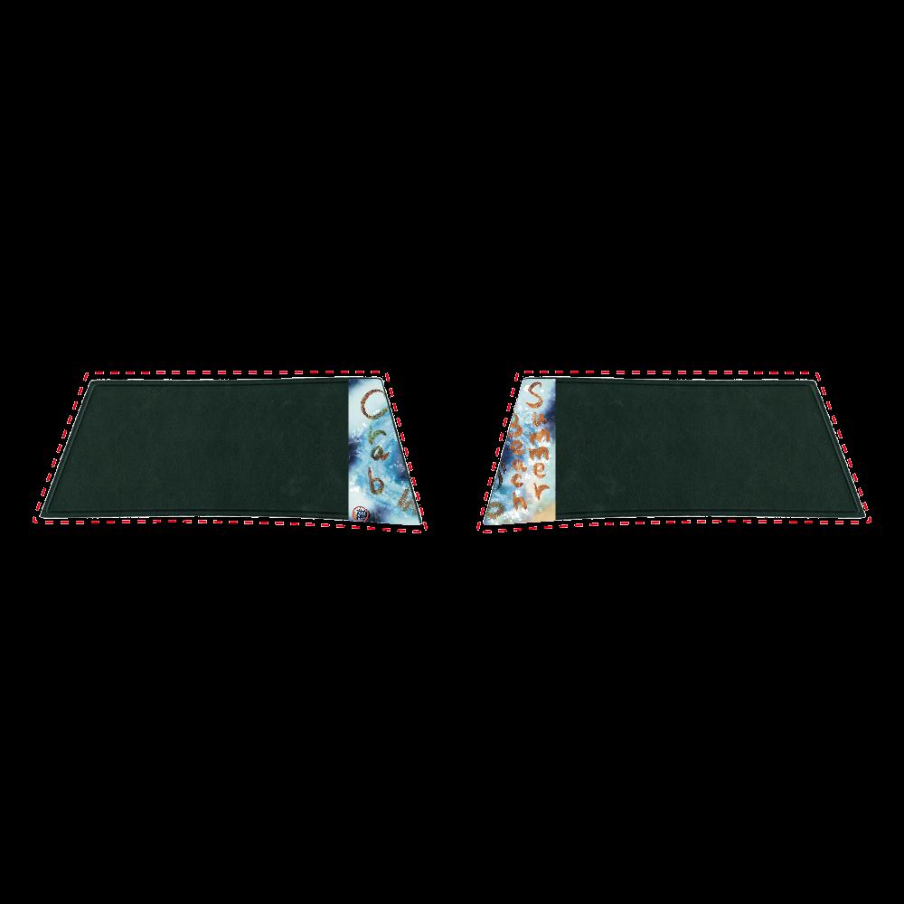 夏のビーチ「カニ」 ORILAB MARKET.Version.11 シャワーサンダル (27~28cm)