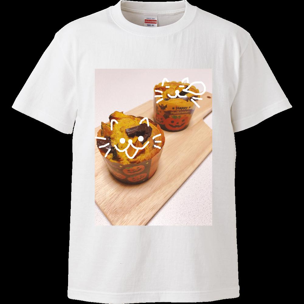 はろうぃんまふぃん ハイクオリティーTシャツ