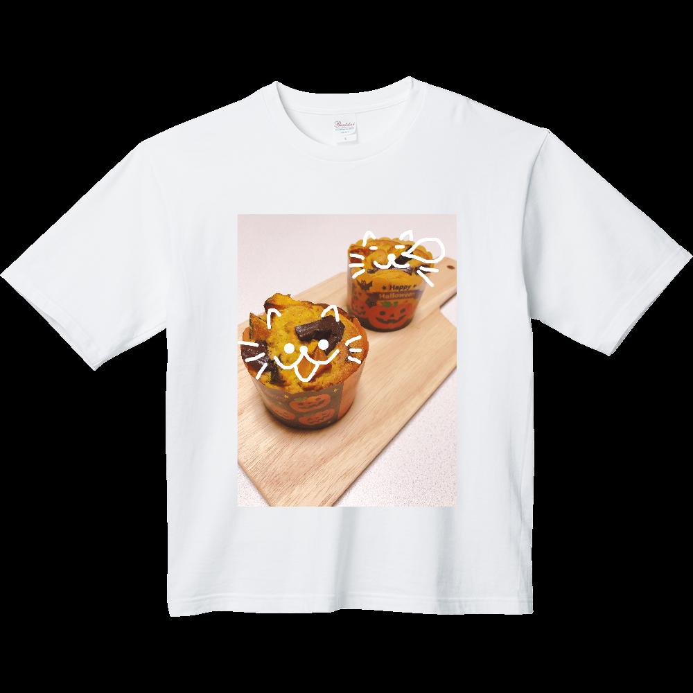 はろうぃんまふぃん ヘビーウェイト ビッグシルエットTシャツ