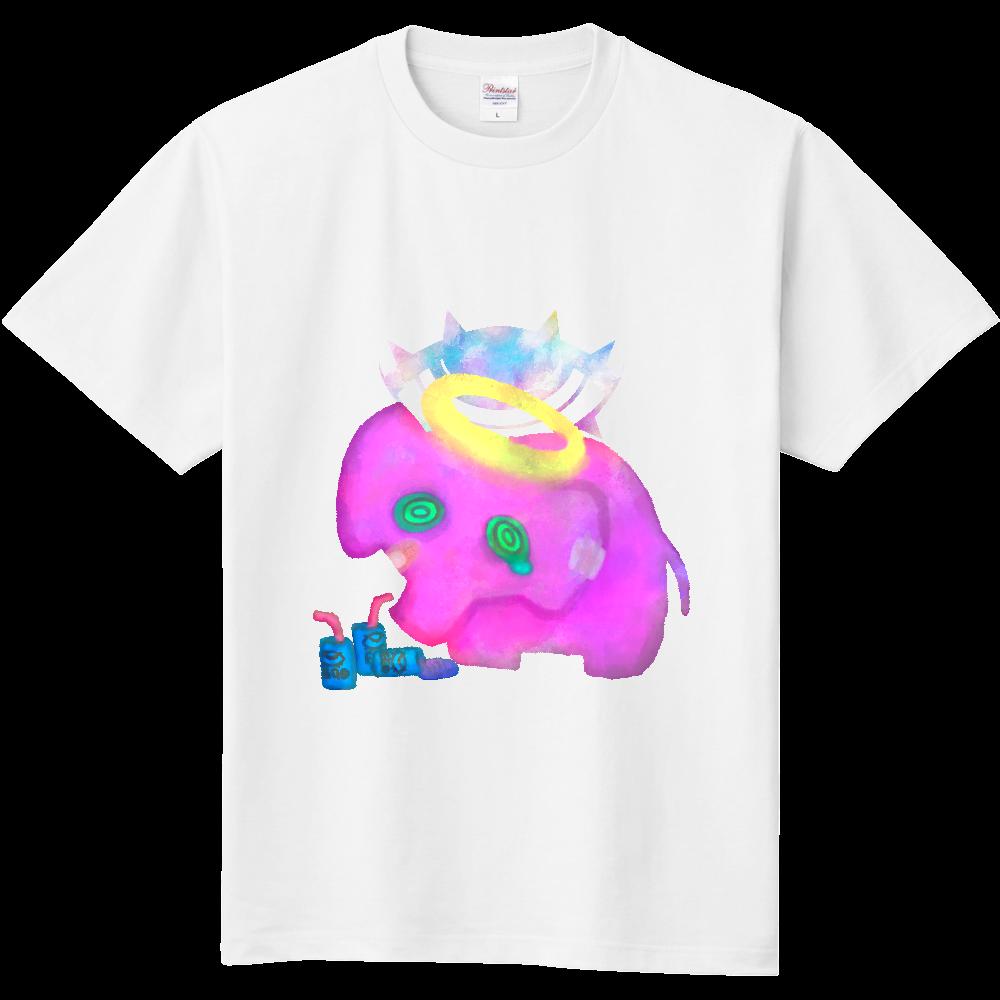 限界ぞうさん 定番Tシャツ