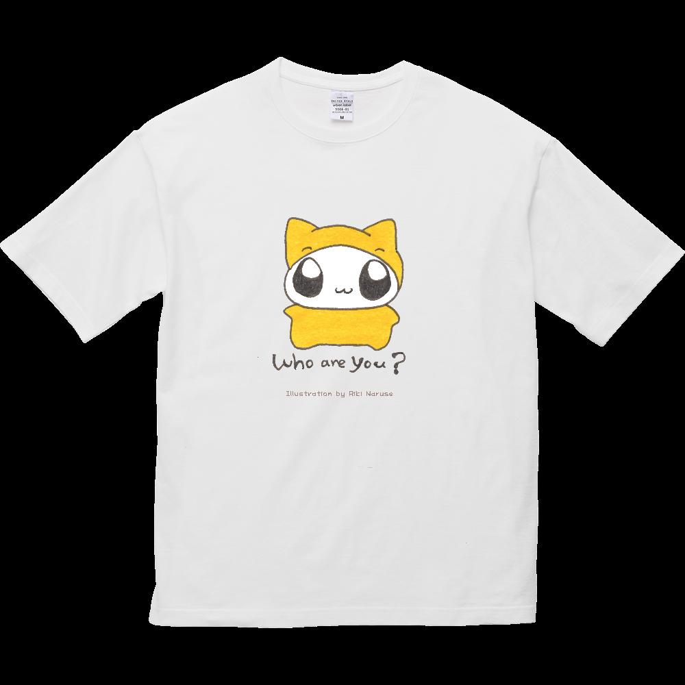 Mii-kunシリーズ 5.6オンス ビッグシルエット Tシャツ