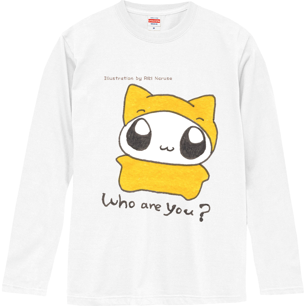 Mii-kunシリーズ ロングスリーブTシャツ