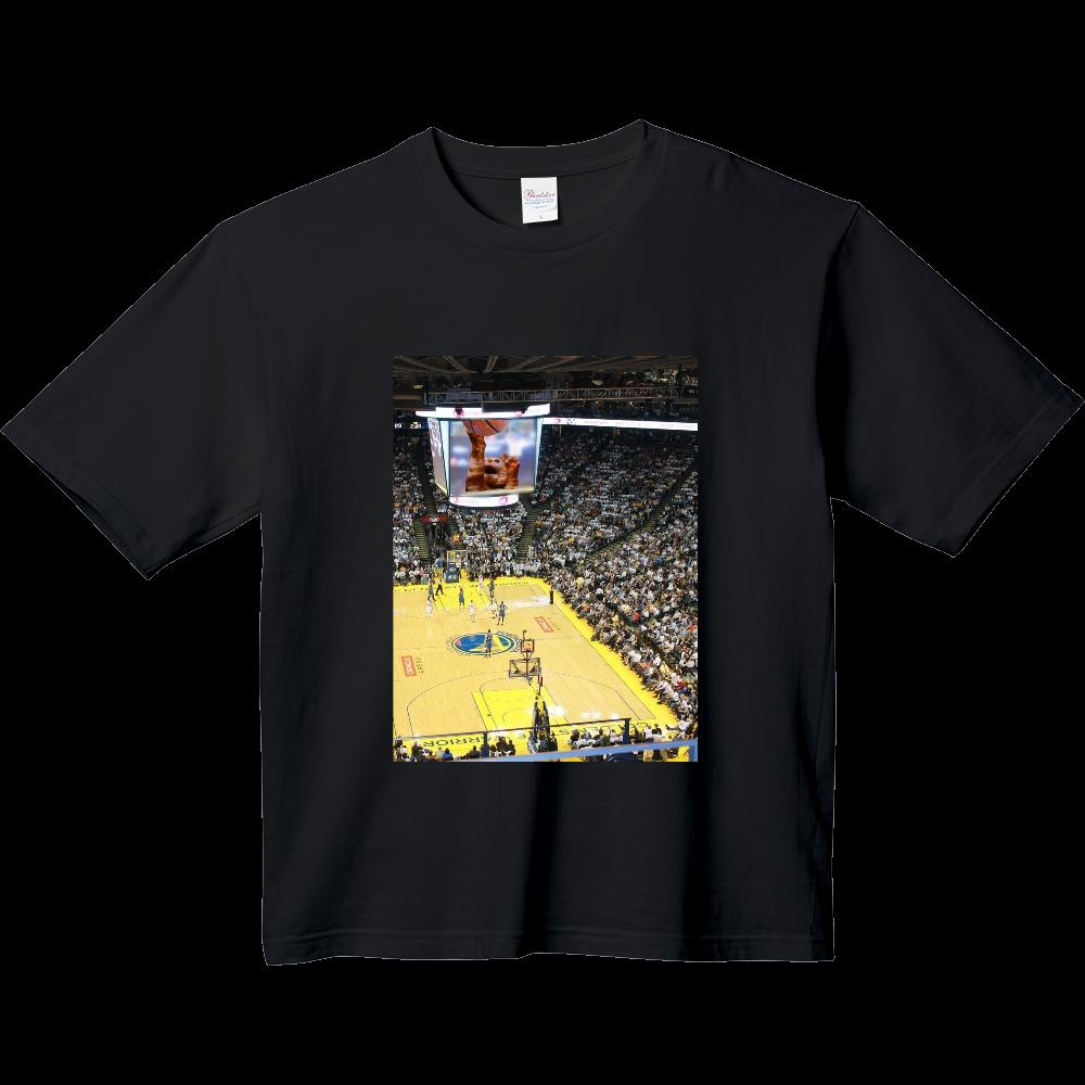 バスケットボールスーパースター ヘビーウェイト ビッグシルエットTシャツ