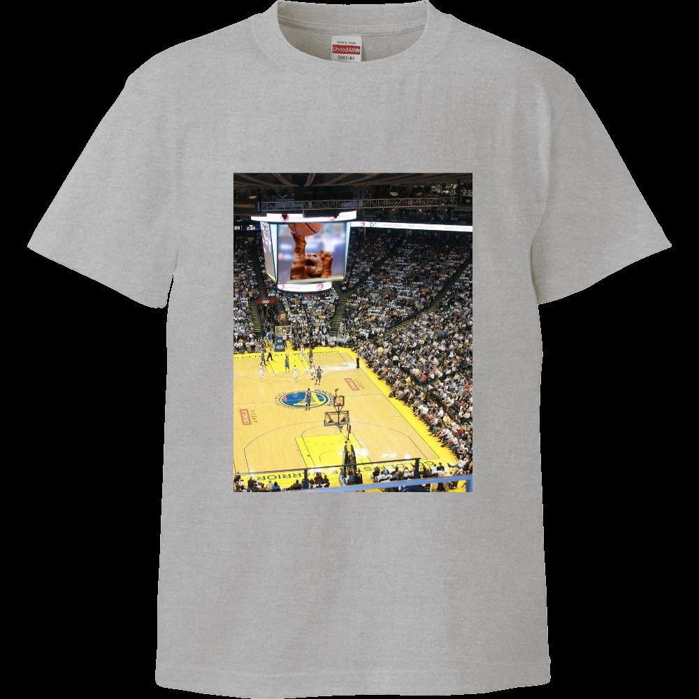 バスケットボールスーパースター ハイクオリティーTシャツ